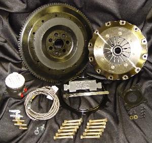 Tilton Triple Disc Carbon Clutch for 1993-98 Supra