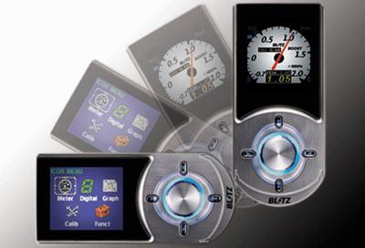 Blitz SBC i-Color Air/Fuel Box w/ Wide Band O2 Sensor