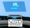 Defi VSD Basis HUD Display