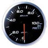 Defi BF Oil Pressure Gauge (WHITE)