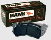 Hawk HP Plus AutoX-Track Front Pads for Supra Twin Turbo